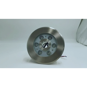 6Watt Waterproof Mini Underwater Epistar Led Lights