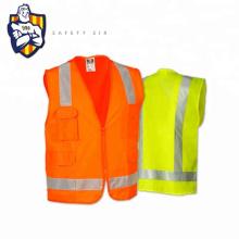 Reflective Flashing Led Work Safety Vest For Running