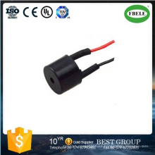 12V Active Magnetic Buzzer AC Hot Sales Motor Siren Buzzer with Wire Mechnical Transducer Magnetic Buzzer SMD Buzzer (FBELE)