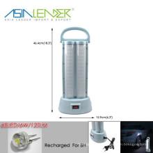 BT-4854 Temps de lumière 4 heures 60 LED puissante lampe à LED rechargeable