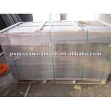 Decorar Panel de malla soldada galvanizada 1x2m
