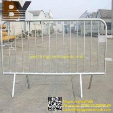 Galvanized Sport Barrier Crowd Control Fence
