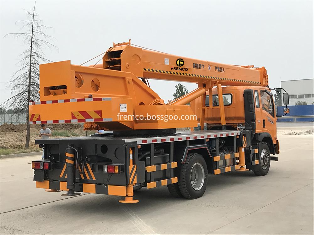 10t Truck Crane