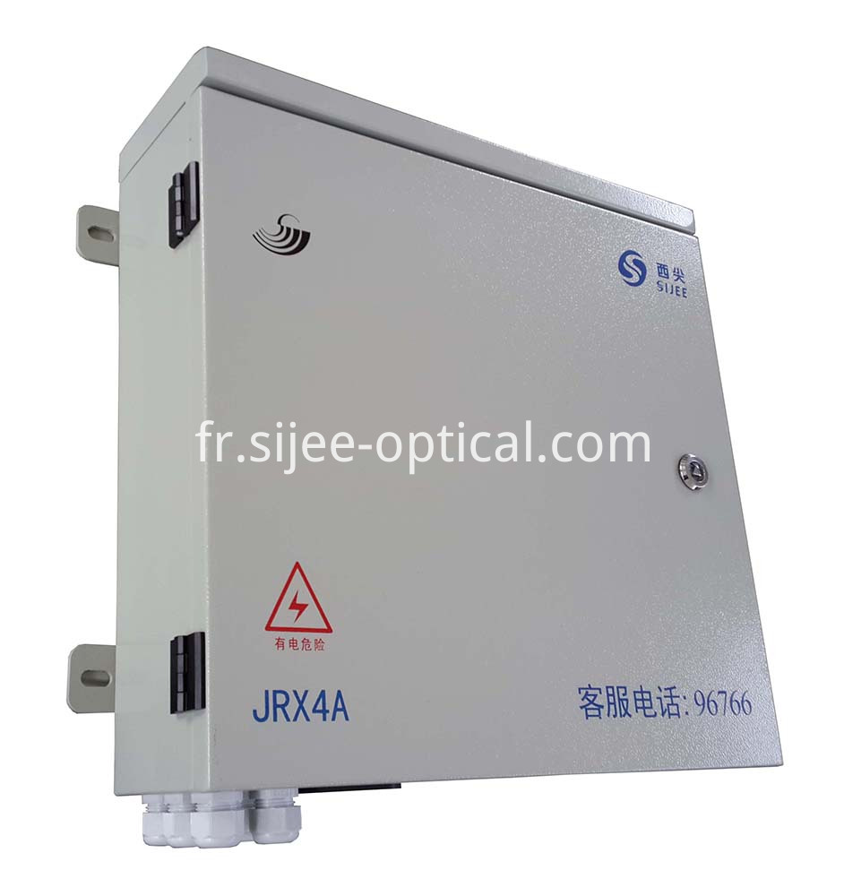 fiber optics distribution box