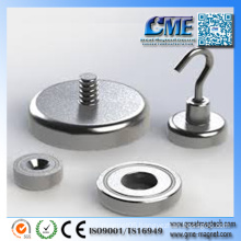 Mounting Magnets Powerful Neodymium Magnets Most Powerful Magnetic Material
