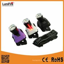 Confortável Wearing Pequeno Light Light High Power Headlamp