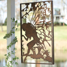 Laser Cut Metal Screens For Decoration
