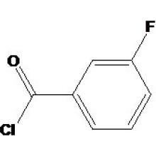 3-Fluorobenzoil Cloreto N ° CAS: 1711-07-5