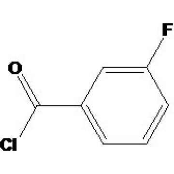 Cloruro de 3-fluorobenzoilo N ° CAS: 1711-07-5