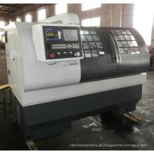 Máquina de Torno CNC de Alta Precisão