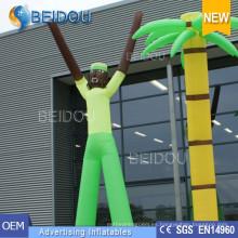 Publicidad inflables Sky Tube traje Air Dancers Inflatable Sky Dancer
