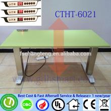 mesa de comedor diseños de altura regulable escritorio de la computadora portátil mesa de computadora muebles para el hogar