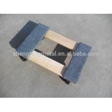 déplacement chariot en bois meubles 1000lbs