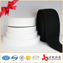 Customized polyester straight eco-friendly knitted elastic tape
