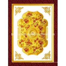 Panneau de plafond luxueux et européen (BR1521-S-026)