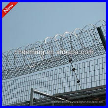 High Security Coil Sharp Razor Barbed Wire