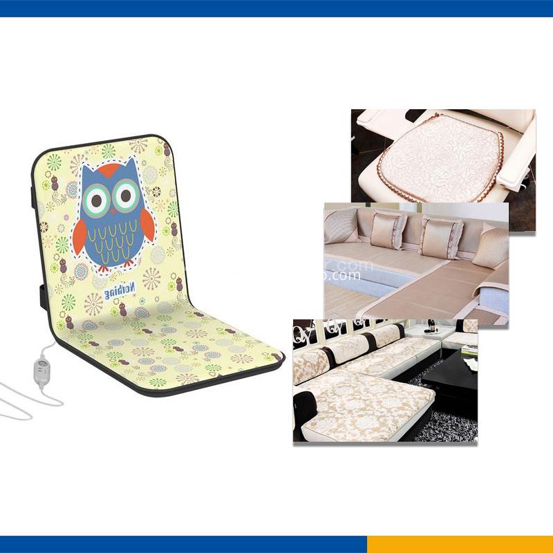 massage chair heating