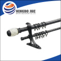 copper pipe pole dance double curtain rod