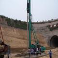 Marteau diesel de pile monté par excavatrice hydraulique multifonctionnelle de 2018 pour la plate-forme de forage rotatoire
