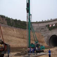 Installation de empilement de YD7 avec le marteau hydraulique pour les piles en béton et les poutres en H en acier