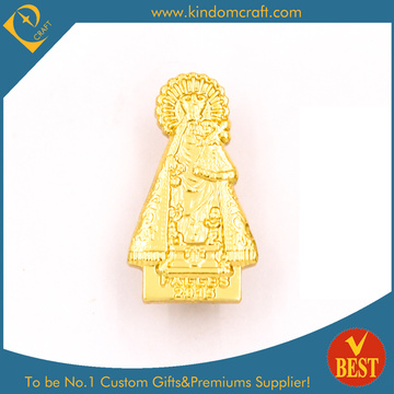 Customized 3D Metal Craft for Souvenir with High Quality