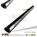 50inch SMD3030 LED 666W Three Rows Offroad 4X4 ATV  10V - 30V Flood Combo Waterproof Light Bar