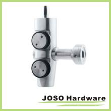 Hardware Rodas de deslizamento de portas de montagem de vidro para escritório (EB003)
