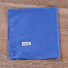 Схемы для вышивания Синий Хлопковый Платок Рисунки