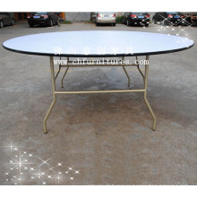 Folding Round Dining Table Ycf-T01-03