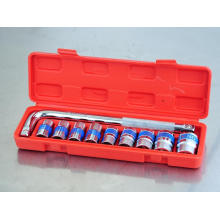 "1/2 ""Dr 10PCS Schlagsockel-Set"