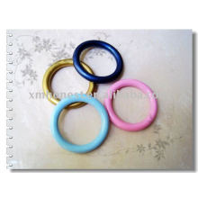 Colorful hardware ring