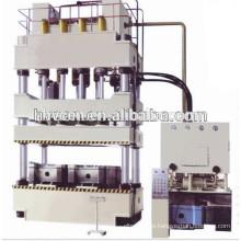 Prensa hidráulica de 250 toneladas / prensa de compactación de polvo