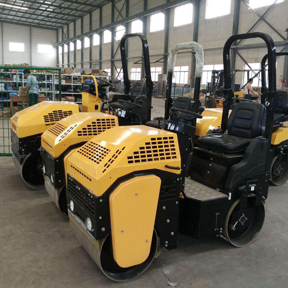 Road Roller For Rent