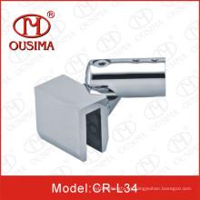 Adjustabel Accesorio de ducha de acero inoxidable conector de tubería