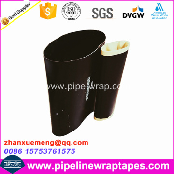 heat shrinkable sleeve for pipe welding joint