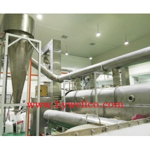 Stainless Steel Refined Salt Drying Machine