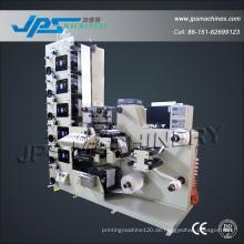 Jps320-6c-B Multifunktionale selbstklebende Sicherheits-Etikettendruckmaschine
