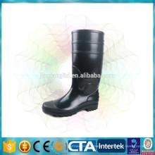 pvc cheap rain boots for men