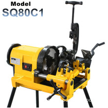 Hot-Selling 3'' Plumbing and Pipe Tools Electric Pipe Threader Machine Sq80c1