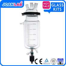 JOAN Lab Ummantelte Filter Agitated Reactor Kettle