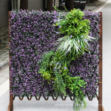 5-10 years warranty outdoor artificial vertical garden wall