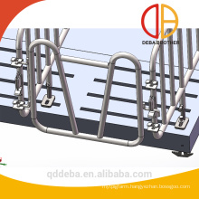 pig farm design gestation stalls for sows pig equipment