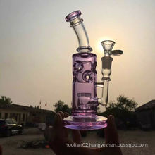 10 Inch 4mm Thickness Swiss Small Glass Water Pipe