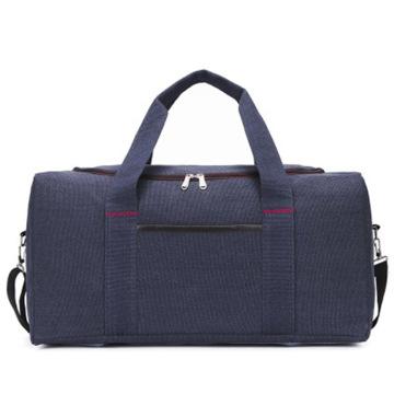 Wholesale 2021 New Design Tote Men Canvas Folding Duffle Bag Sneaker Bags