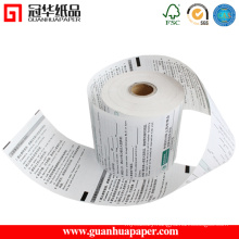 2015 Hot Sale Thermal Roll Paper 80mm