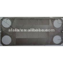 MX25M placa y junta Alfa laval relacionadas con piezas de repuesto