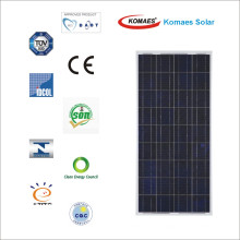 100watt polykristallines Solarmodul / PV-Sonnenkollektor mit Inmetro