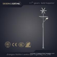 Lumière solaire à énergie éolienne solaire 30-120W avec CE RoHS Nouveau modèle