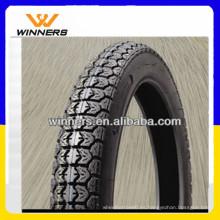 3.50-16.2.50-17, 2.75-17, 3.00-17, 2.75-18, 3.00-18 Neumático de la motocicleta