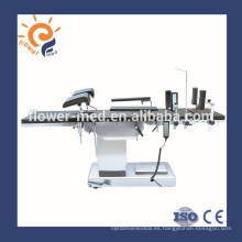 Líder del fabricante Hospital eléctrico móvil mesa de operaciones urológica